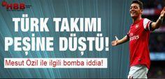 Türk takımı Mesut Özil'in peşinde!