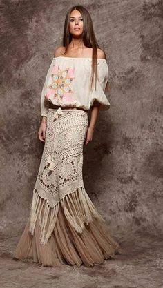 Crochet skirt amazing ideas for women (19)