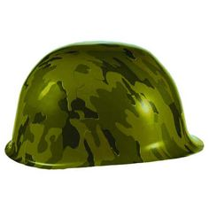 Make your party an undercover mission with a Camouflage Party Plastic Hat for kids! This cool Camouflage Party Plastic Hat is perfect for theme parties or camouflage costumes! Camouflage Party, Army Camouflage, Halloween Costume Shop, Halloween Costumes For Kids, Soldier Party, Soldier Helmet, Camo Gear, Army Party, Nerf Party