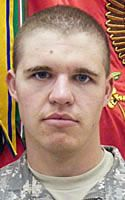Army Spc. Michael L. Stansbery  Died July 30, 2010 Serving During Operation Enduring Freedom  21, of Mount Juliet, Tenn.; assigned to 1st Battalion, 320th Field Artillery Regiment, 2nd Brigade Combat Team, 101st Airborne Division (Air Assault), Fort Campbell, Ky.; died July 30 near Kandahar, Afghanistan, of injuries sustained when insurgents attacked his unit with an improvised explosive device.