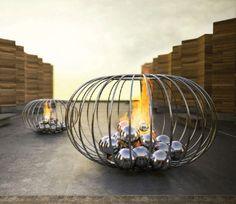 modern fireplace designs ideas elena colombo 2 Modern Fireplace Design Ideas by Elena Colombo