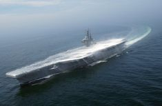 Post with 2086 views. USS Ronald Reagan tests her NBC spray-down sprinklers during shakedown trials American Aircraft Carriers, Uss Ronald Reagan, Uss Nimitz, Navy Aircraft, Military Photos, Military History, United States Navy, Navy Ships, Submarines