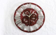 Online Buy Wholesale antique clock gears from China antique clock ...