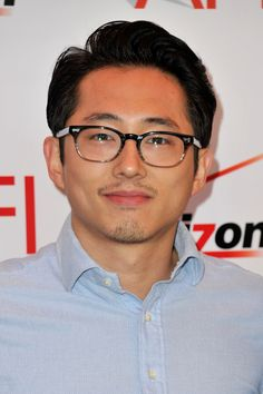 For Everyone Who Is Physically Attracted To Glenn Rhee (Played by Steven Yeun) on 'The Walking Dead' Walking Dead Actors, Fear The Walking Dead, Andrew Lincoln, Glenn Y Maggie, Steven Yuen, Divas, Dead Inside, Dead Man, Daryl Dixon