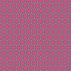 Designer: Joel Dewberry  Collection: Heirloom Voile  Print Name: Opal in Fuchsia