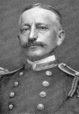 Rear Admiral Willard Herbert Brownson  (1845-1935). Career included service against pirates from Mexico, Spanish-American War, and Superintendent of the United States Naval Academy.