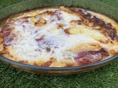 TARTIFLETTE AUX ENDIVES 6💚💙💜 Hawaiian Pizza, Keto Recipes, Quiches, Breakfast, Food, Dinner Healthy, Cooking Recipes, Morning Coffee, Essen