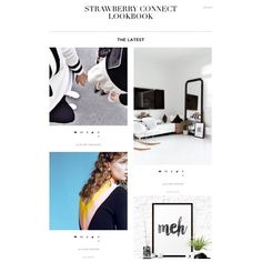 Feeling uninspired do go check out the strawberry connect lookbook at http://ift.tt/1IeE6C1 #design #branding #blog #blogger #fashion