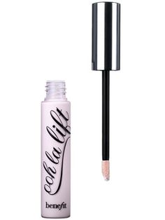 This liquid brightener contains light reflecting pigments and dries to an almost invisible sheen....