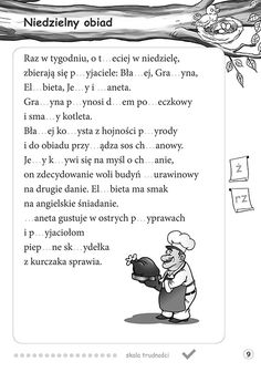 Radosne dyktanda - klasa 2 - ściągi,sciagi,lektury,opracowania,słowniki,materiały do matury,materiały do egzaminów,encyklopedie - GREG Polish Language, Kids And Parenting, Literacy, Teaching, Education, Memes, Google, Image, Speech Language Therapy