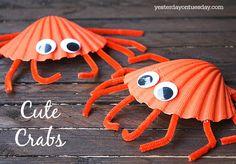 Jacques, le saint crabe