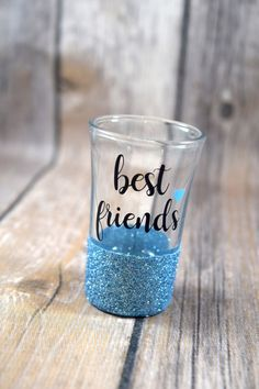 Bestie Gifts, Best Friend Gifts, Gifts For Friends, Birthday Shots, 25th Birthday, Best Friends Shoot, Vinyl Tumblers, Tequila Shots, Vinyl Gifts
