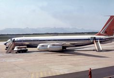 Boeing 707, Fighter Aircraft, South Africa, African, Classic, Planes, Commercial, David, Animals