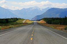Alaska Highway to Kluane, Yukon