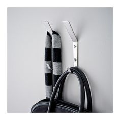 "BLECKA Hook - stainless steel, 6 ¼ "" - IKEA"