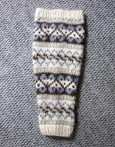 Ravelry: Phowa pattern by Kristen TenDyke