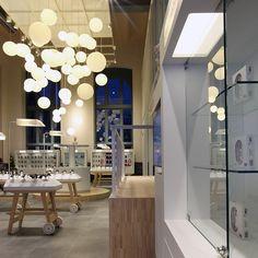 BASE Flagship Store by Creneau International, Antwerp store design