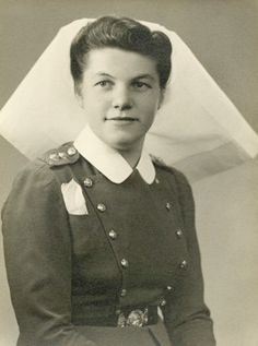 Margaret Bartlett Guildford began working in a burn unit and ended the war by nursing concentration camp victims. Nurses had no trouble getting into the armed forces. They performed what was considered to be a natural role for women: caring for others. They even served with the Canadian Army in the First World War. About 4,500 of them served the armed forces in WW2, and they had the most demanding job of all. These were the women who tended the wounded, some of whom were terribly injured ~
