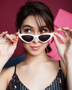 Julia Barretto - Most Beautiful Girls Julia Baretto, Joshua Garcia, Filipina, Celebrity Crush, Cat Eye Sunglasses, Most Beautiful, Photo And Video, Pretty, Cosmopolitan Magazine