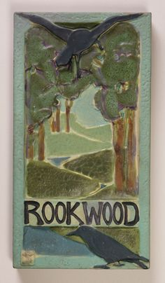 "Tile, ""Rookwood"", 1903–13"