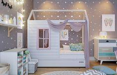 Кровать-каркас   Домик мечтателя