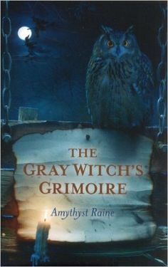 Book Review Monday: the Gray Witch's Grimoire | adayinthelifeofawitch  Book review when you click through; I really enjoyed this book.