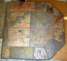 Hearth Pad for Pellet Stove Mantle Ideas, Fireplace Ideas, Franklin Stove, Buck Stove, Hearth Pad, Wood Pellet Stoves, Hearths, Wood Pellets, Home Upgrades