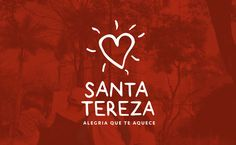 Santa Tereza Neighborhood on Behance. Identidade visual para o bairro Santa Teresa em Belo Horizonte.