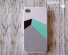 Color-block iphone case