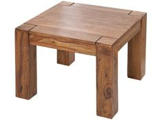 Casa Padrino Designer Massivholz Couchtisch Natur 60 x H. Designer, Woodworking, Interior, Table, Furniture, Material, Home Decor, Products, Homes
