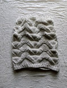 Love this scarf. Is there a name for this pattern?