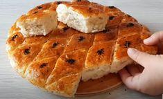 Τυρόψωμο με μυρωδικά, πολύ αφράτο με έντονη γεύση! Greek Recipes, Waffles, Cooking Recipes, Tasty, Bread, Homemade, Breakfast, Ethnic Recipes, Food