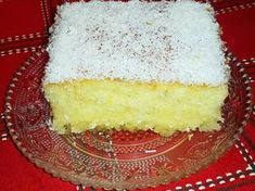 Sweets Recipes, Easy Desserts, Lava Cakes, Cheesecake Recipes, Vanilla Cake, Nutella, Peanut Butter, Easy Meals, Food And Drink
