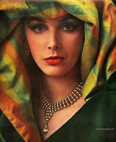 Monet Jewelry 1963 Lucinda Hollingsworth