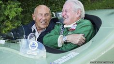 Stirling Moss and Norman Dewis