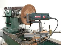wood lathe spiral indexing - Google Search
