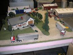 Custom Farm Toys