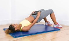 FitnFoodie.com - Workout - Bum and thigh exercises
