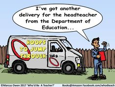 30 Teacher Cartoons That'll Have You Laughing & Crying at the Same Tim – Bored Teachers Teacher Books, Your Teacher, School Teacher, Teacher Humour, Teacher Stuff, Teacher Toolkit, Teaching Memes, Teaching Resources, Lincoln