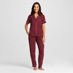 e96570b940 Women s Sleepwear Soft Pajama Set Berry Print - Gilligan  amp  O Malley™