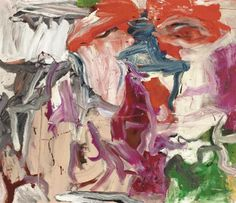 Willem de Kooning, Untitled XXIII
