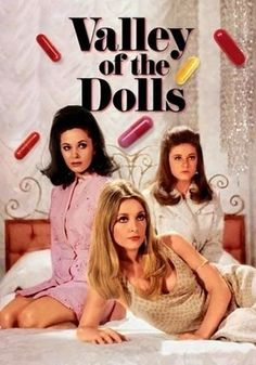 "I'm watching Valley of the Dolls    ""Barbs, booze... - Untitled"