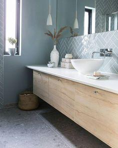 First Home, Double Vanity, Future House, Master Bathroom, Toilet, Bathrooms, Home Decor, Bedroom, Instagram