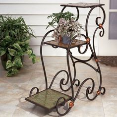 10 Best Wrought Iron Furniture Images