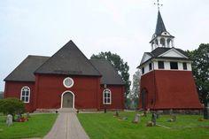 Carl Larsson - Church Sundborn