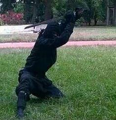 Shadow Warrior, Survival Life, Samurai, Garden Sculpture, Outdoor, Random, Martial Arts, Martial, Characters
