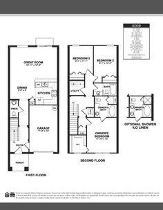 Ashwood Beazer Homes Singlestory 4bedrooms 3bathrooms
