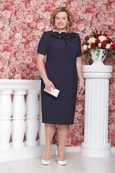 Платье Распродажа арт. 5498 синий