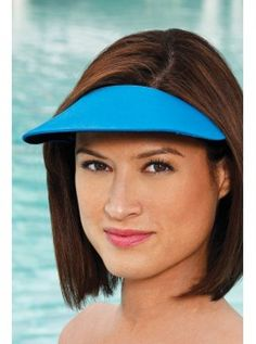Looking for a lightweight #golfvisor that doesn't give you a headache? Shop No Headache visors for only $9.99 here> https://www.ladiespro.com/ladies-golf-apparel/womens-hats-visors?product_id=20531