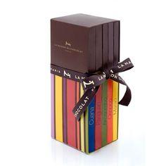 chocolat collection bar - la maison du chocolat - Paris french #petitsp